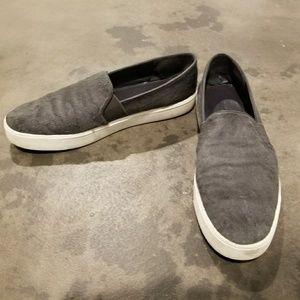 Vince slip on loafers